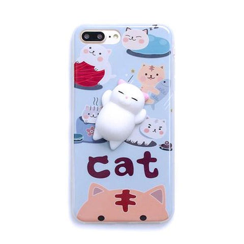 Cellphone Accessories - Purrfect Family Cat Massage Me Phone Case