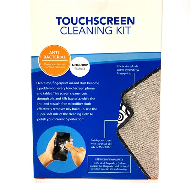 Cellphone Accessories - Touchscreen Cleaning Kit