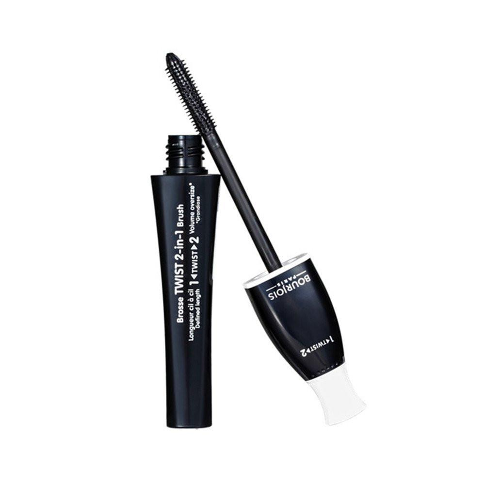 Cosmetics - Bourjois Twist Up Black Mascara - Volume # 21Black