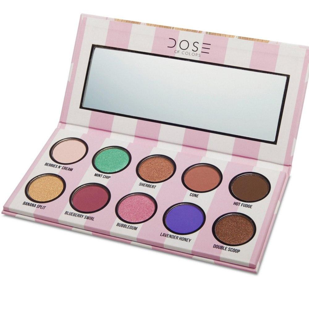Cosmetics - DOSE Of Colors - EyesCream Palette
