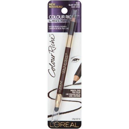 Cosmetics - L'Oreal Paris Colour Riche By Pencil Perfect Wood Pencil Eyeliner