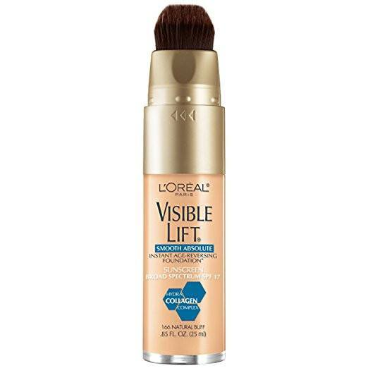 Cosmetics - L'Oreal Visible Lift Smooth Makeup, Absolute Natural Buff