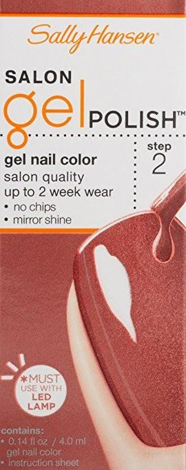 Cosmetics - SALLY HANSEN - Salon Gel Polish
