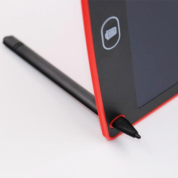 "Electronics - Ultra-Slim & Compact 8.5"" LCD Writing Tablet With Quick Erase Button & Stylus"