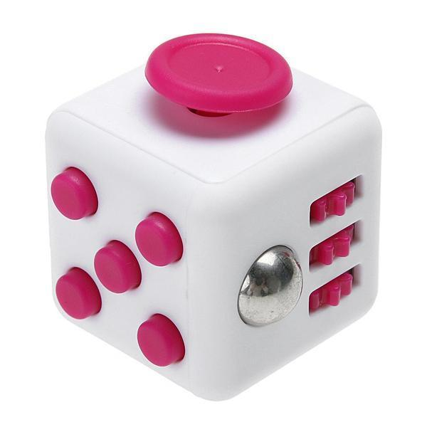 Gadgets - Anti-Stress Cube - 7 Colour Options Available!