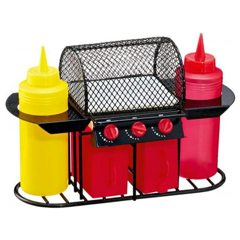Grill Style Condiments Set