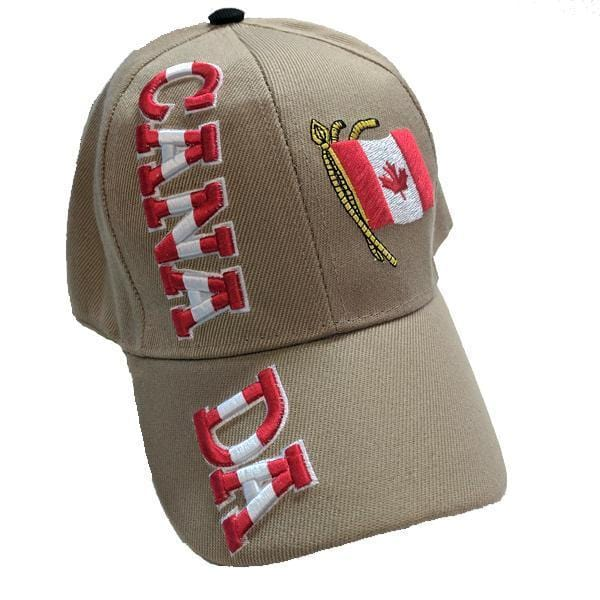 6 Pieces, 12 Pieces or 24 Pieces Limited Edition Canada Souvenir Hats