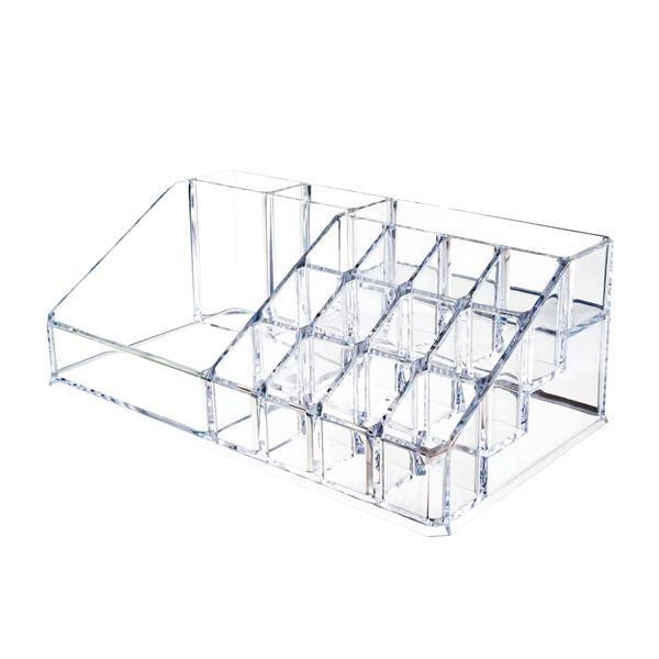 VIP Special Price - 16-Compartment Acrylic Cosmetic Storage Organizer