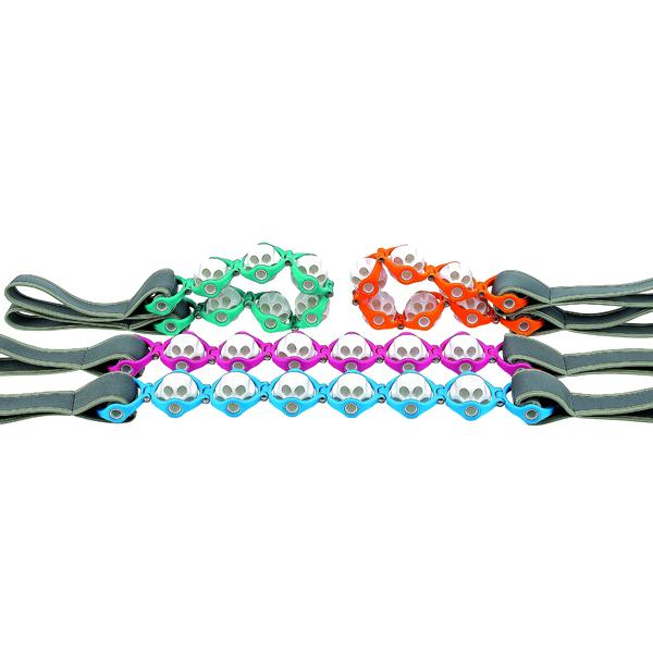 Health & Beauty - 6-Cylinder Deep-Tissue Stimulation Rolling Massage Rope