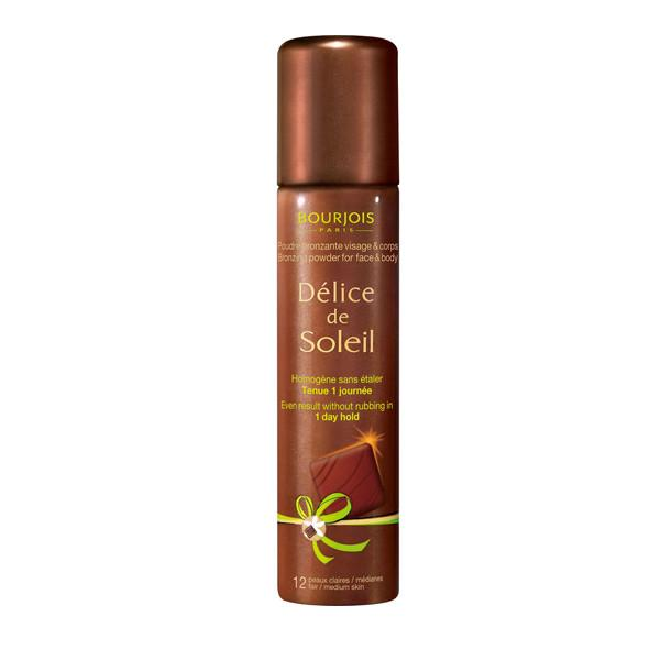 Health & Beauty - Bourjois Délice De Soleil Bronzing Powder Spray For Face & Body