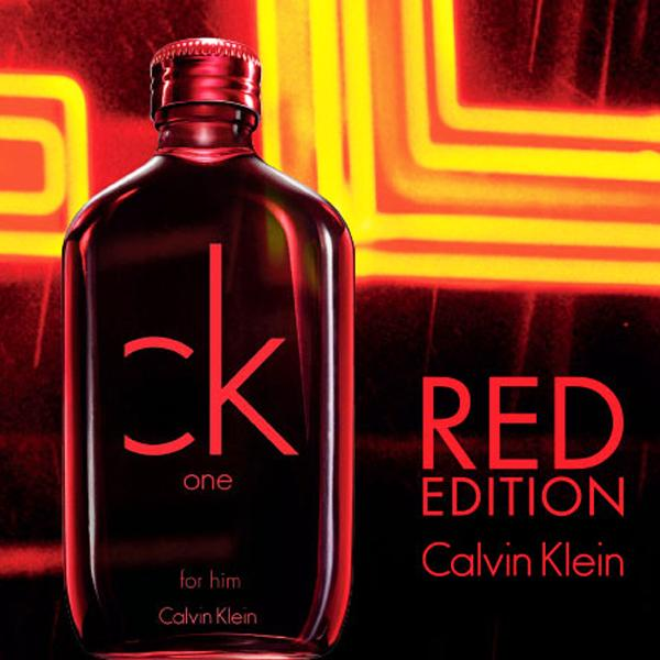 "Health & Beauty - Calvin Klein Limited Edition ""CK ONE - RED Edition"" Eau De Toilette For Him"