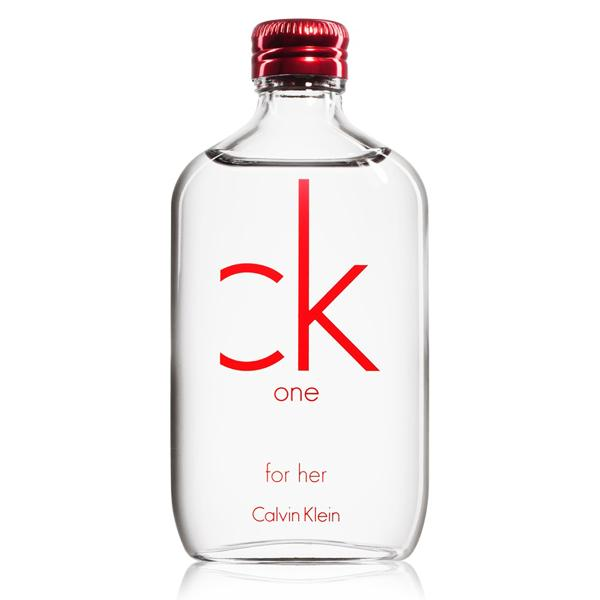 "Health & Beauty - Calvin Klein Limited Edition ""CK ONE - RED Edition"" Eau De Toilette Perfume"