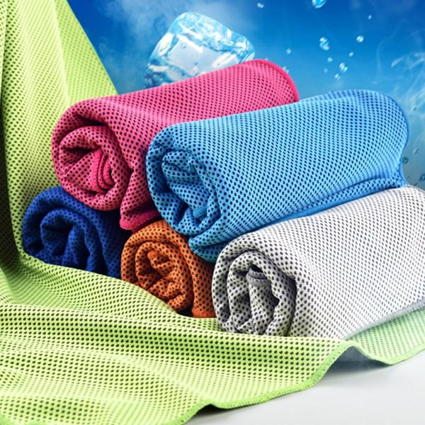 Health - Magic Hyper-Evaporative Ice Cooling Towels - 4 Colours Available!