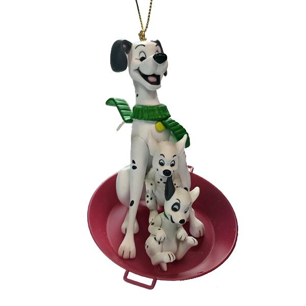 Holiday - 2 Pack: Disney Officially Licensed Collectible Holiday Ornaments
