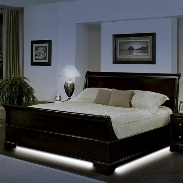 Home - 2 Pack: Wireless LED Home Accent & Pathway Lighting Strips With Smart Motion-Activation
