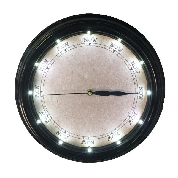 Home - Time Is Now! LED Wall Clock