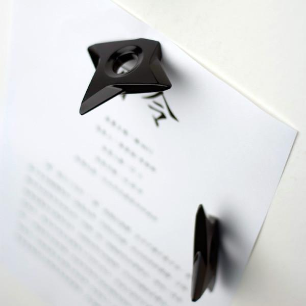 Kitchen - 2 Pack: Ninja Shuriken Fridge & Office Magnets