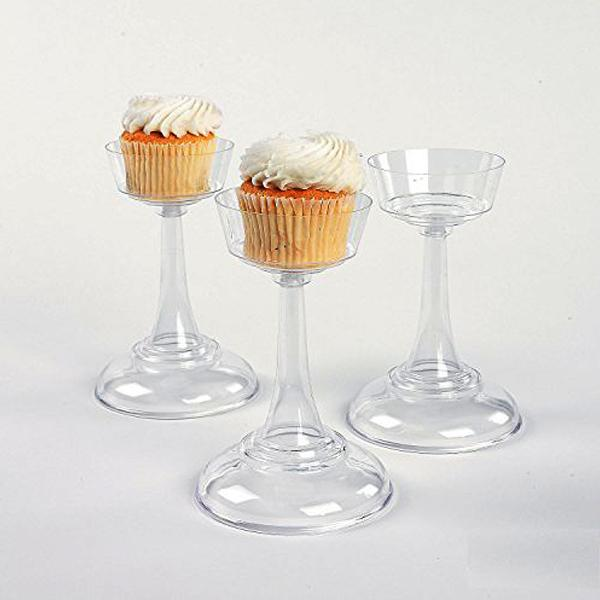 Kitchen - 4 Pack: Cupcake Pedestal Set