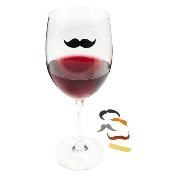 Mustache Drink Markers & Party Straws - Party Bundle Deal!