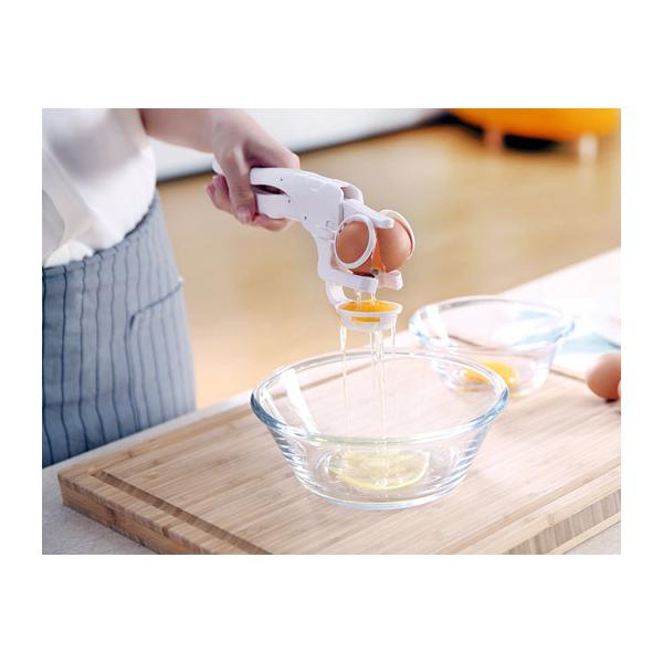 Kitchen - Easy Egg Cracker & Separator