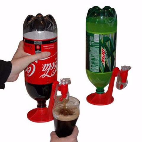 Kitchen - Fizz Saving Soda Dispenser