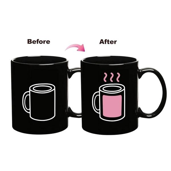 Kitchen - Hot Or Cold Colour & Graphic Changing Mug