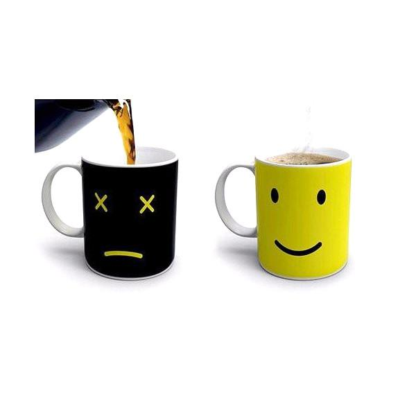 Kitchen - Monday Colour & Graphic Changing Mug