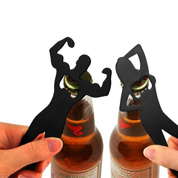 Kitchen - Muscle Man & Sexy Women Bottle Opener - 2 Options Available!