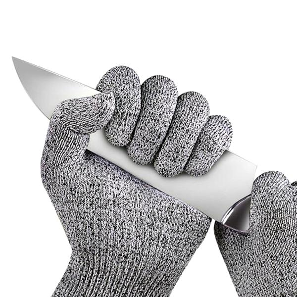 Kitchen - Polyethylene Food-Safe Cut Resistant Safety Gloves With EN388 Level 5 Protection