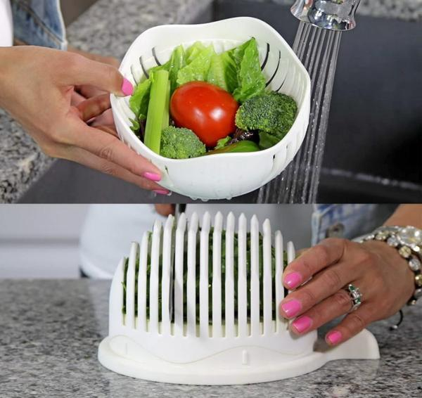 1 Minute Salad Maker