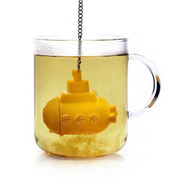 Kitchen - The Tea-Sub Submarine Tea Infuser- 1 Or 2 Pack Available!
