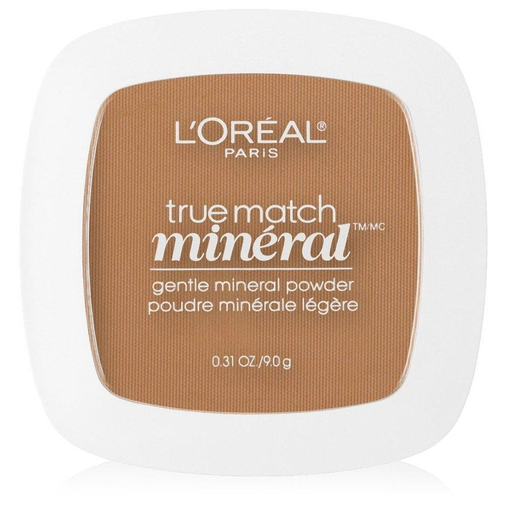 L'Oreal Paris - True Match Mineral Pressed Powder