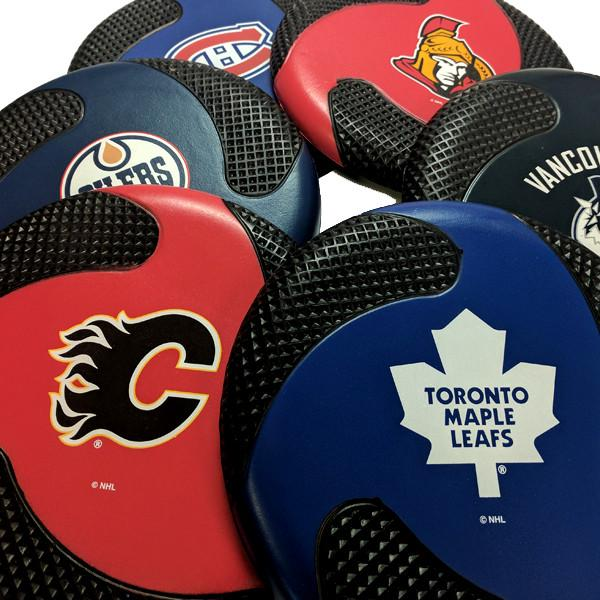 NHL - NHL Officially Licensed Foam Flyer Disc - Assorted Teams