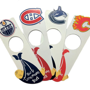 NHL - NHL Officially Licensed Northern Lil' Fan Baby Door Hanger - Assorted Teams
