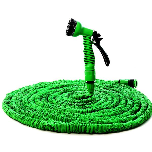 Outdoor - 1 Or 2 Pack: 50 Ft. Expandable Magic Garden Hose With Nozzle