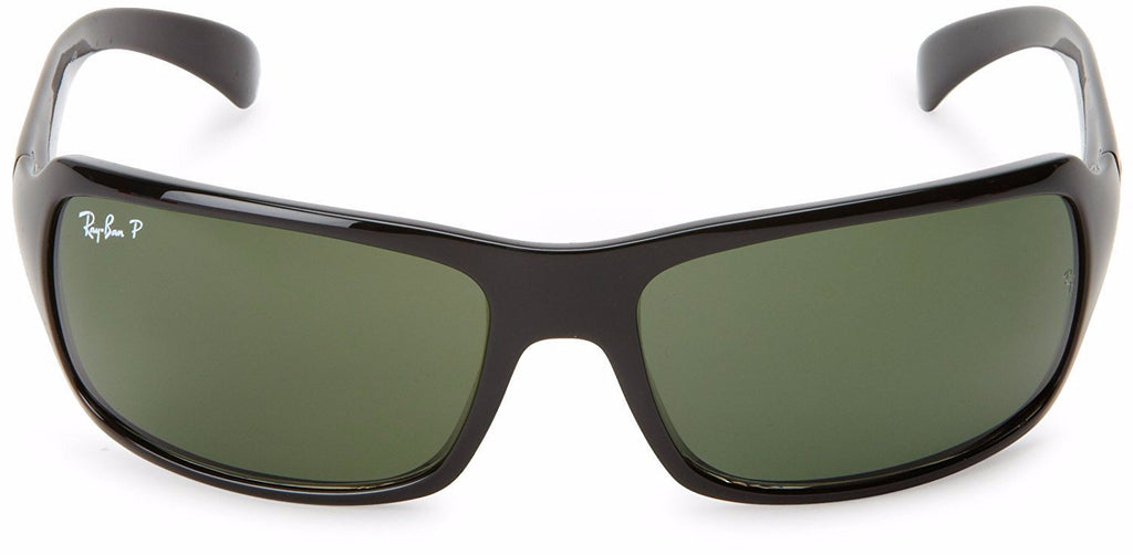 Outdoor - Ray-Ban RB4075 Classic Green Polarized Sunglasses