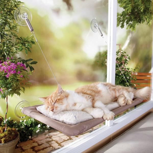 Pets - Sunny Seat Window-Mounted Cat Lounger