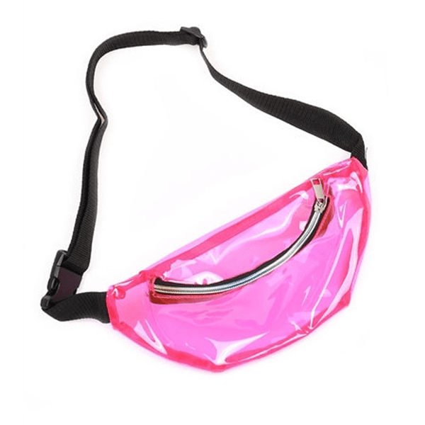 Transparent Fanny Pack - 3 Colours Available