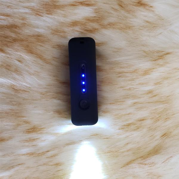 Portable Back Up Power Bank With LED Flashlight