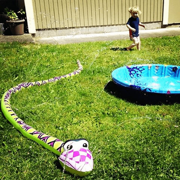 Snake Sprinkler Water Toy