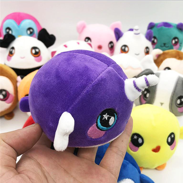 """Scented Plush Squishy Mini Soft Squeeze Stress Relief Toy"""