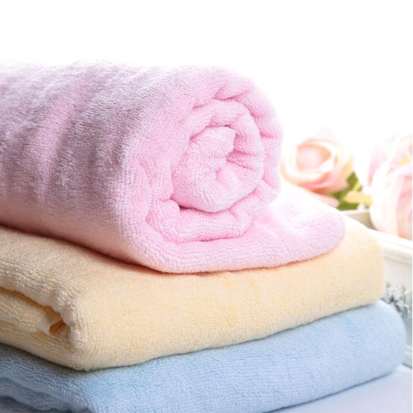 Ultra-Soft Plush Bamboo Bath Towel