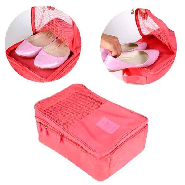Travel - Shoe Saver Travel Pouch - Assorted Colours