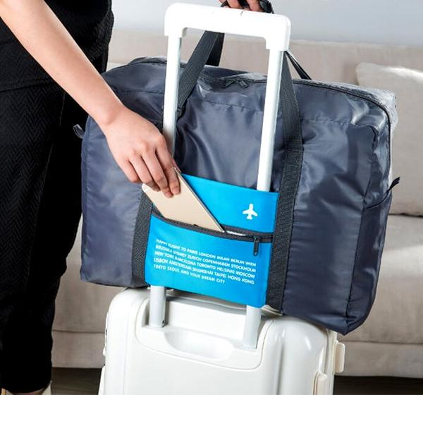 Travel - Waterproof Expandable Folding Travel Bag (32L) - Assorted Colors