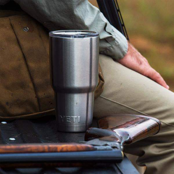 VIP SPECIAL PRICE - Yeti Stainless Steel Tumbler - 2 Sizes Available!