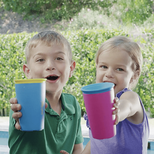 Kid's Secure-Lock Drinking Cup