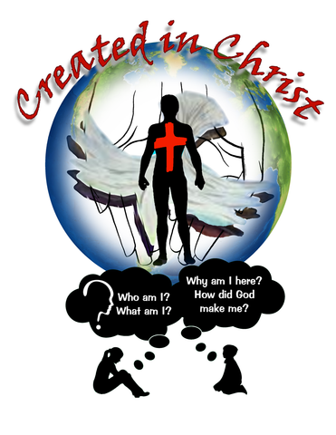 Created in Christ (Student Workbooks)