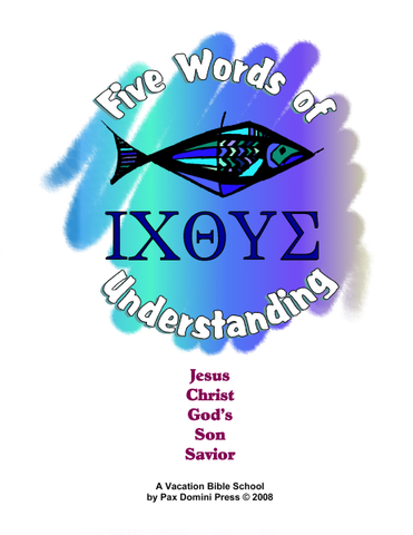 Five Words of Understanding (Student Workbooks)