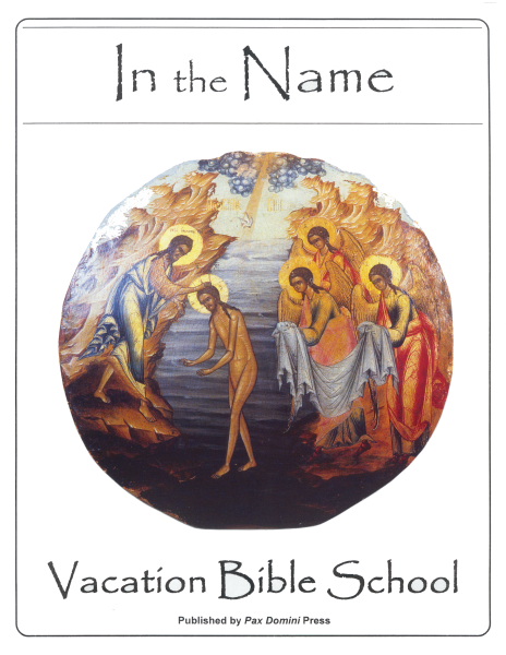 In the Name (Student Workbooks)