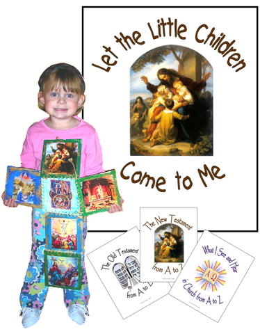 Let the Little Children Come to Me (A mini-VBS for 3-5 year olds)